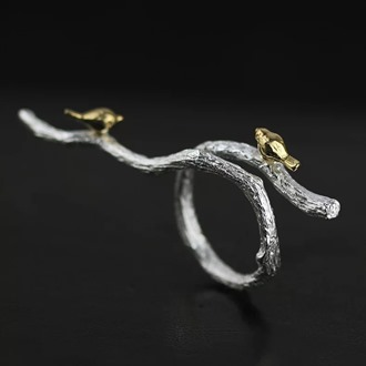 Bird Branch Ring 1
