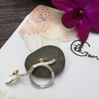 Bird Branch Ring 3