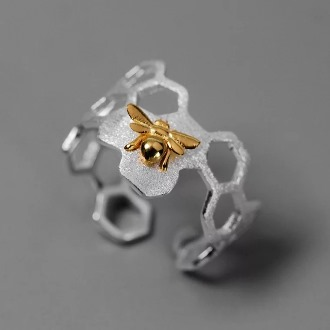 Honeycomb Ring 2