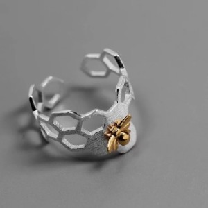 Honeycomb Ring 3