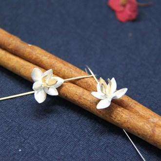 Orchid Earring 3